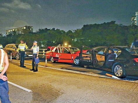 Uber司機車禍亡傷者入稟索償