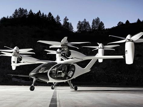 兩大車廠積極研發空中的士 現代計劃 2025 年推出服務