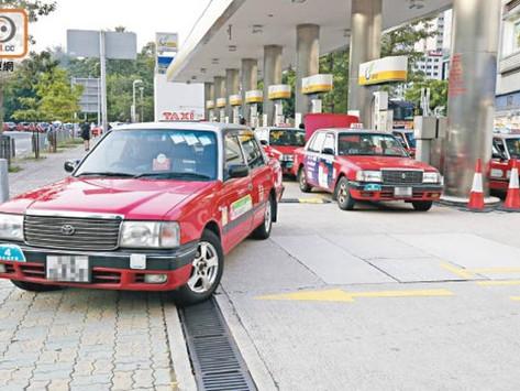 的士小巴燃油補貼計劃下月完結 工會促延長一年