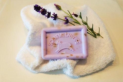 "Schafmilchseife "" Lavendel """