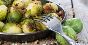 NUTRITIOUS BRUSSEL SPROUT RECIPES