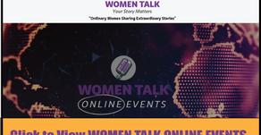 Women Talk Online Events