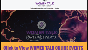 Women Talk Online Events