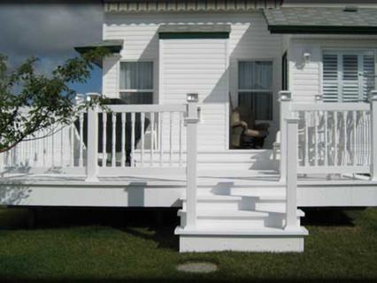 Deck and Railing