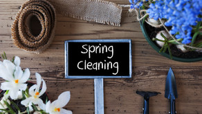 Spring Cleaning Tips from The Newsy Neighbour