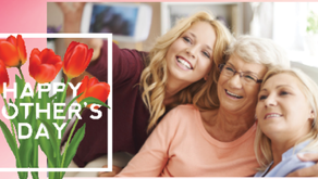 May is for Mothers!