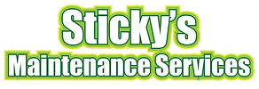 Sticky's Maintenance Services logo