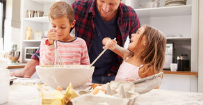 Wondering how to get your kids involved in cooking?