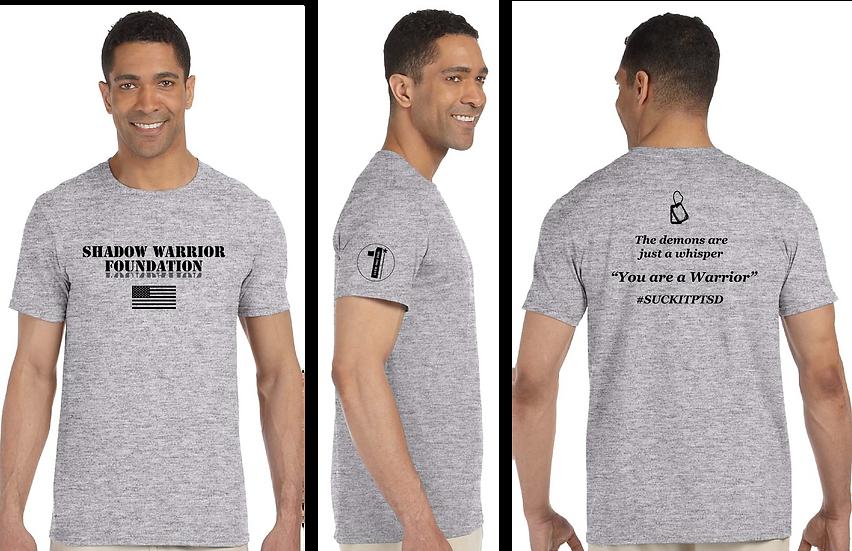 PTSD Awareness Classic T-Shirt
