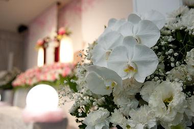 生花祭壇のイメージ写真