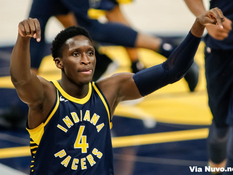 Victor Oladipo: New & Improved