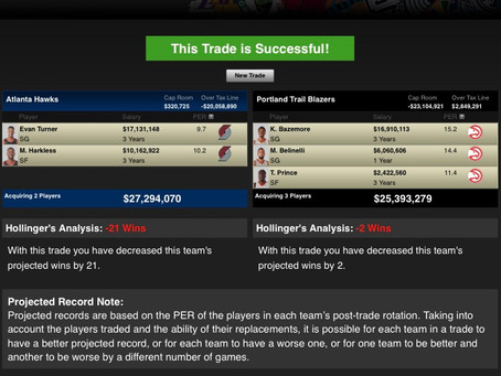 A Trade for Every Eastern Conference Team: 11-15