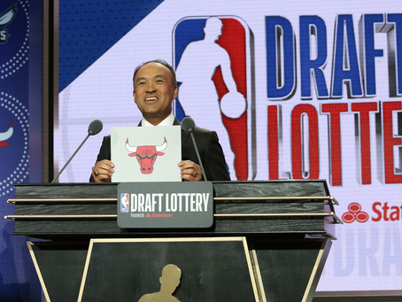 What Should the Bulls Do With The 7th Overall Pick?