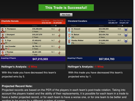 A Trade for Every Eastern Conference Team: 6-10