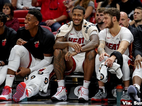 2018 NBA Playoff Preview: Miami Heat