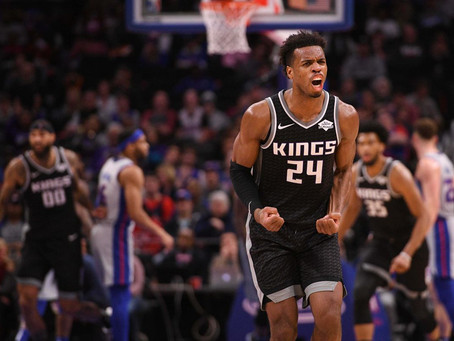 Buddy Hield Turns Out To Be A King's Ransom