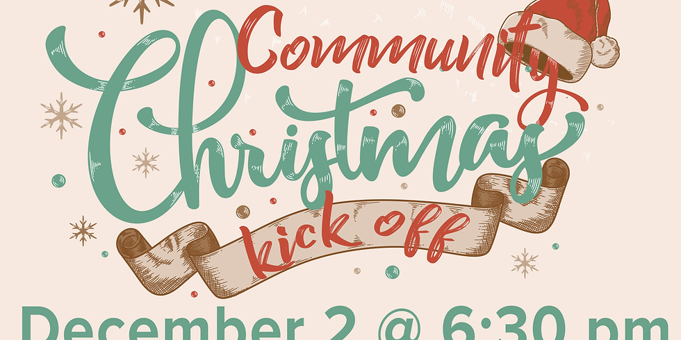 Community Christmas Kick-Off