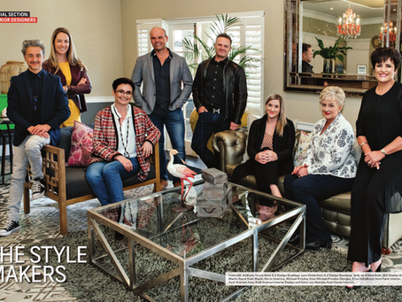 We were recently featured in SA Home Owner