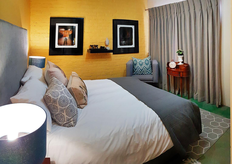 Weekend Home Guest Bedroom