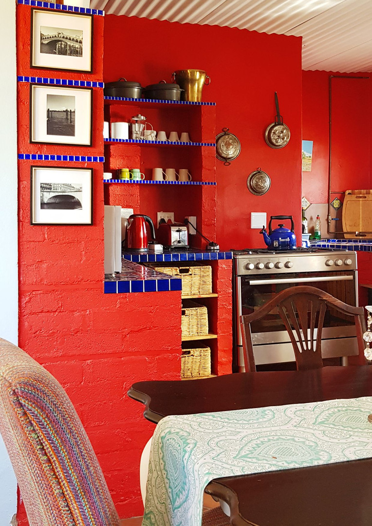 Weekend home kitchen