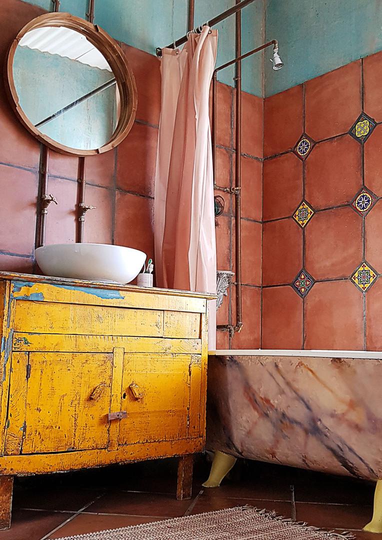 Weekend Home Bathroom