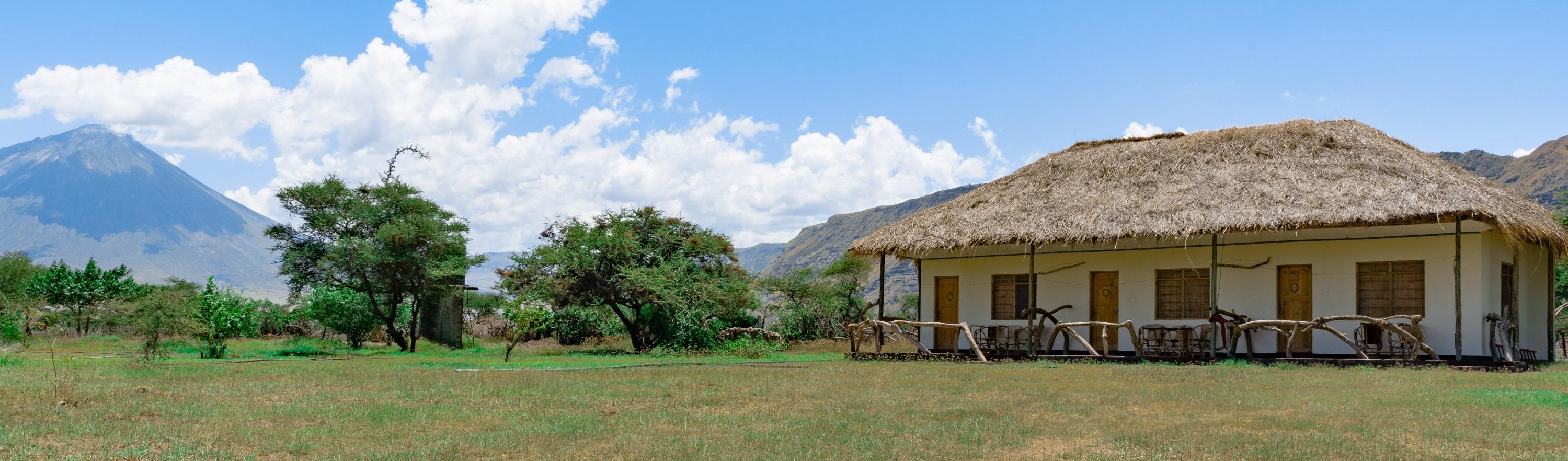 Maasai giraffe eco lodge chambre