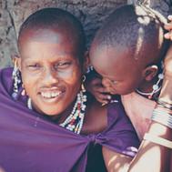 Meet a Maasai family at the Maasai Giraffe Eco Lodge
