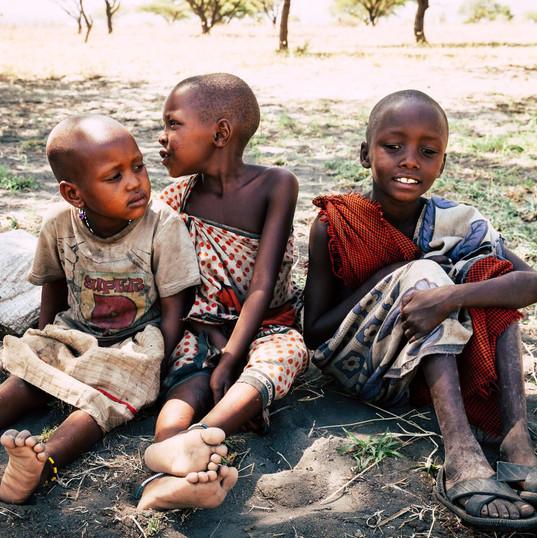 Masai Lake Natron, Tanzanie, Visit village, meeting masai Lake Natron