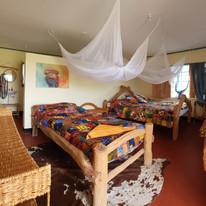 Twin room - Maasai Giraffe Eco Lodge - Lake Natron - Tanzania