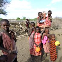 Famille maasai rencontre, eco tourisme, Lac Natron, Tanzanie