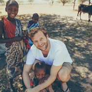 Meeting the Maasai community at Maasai Giraffe Eco Lodge near Lake Natron in Tanzania