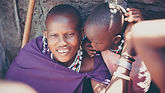 Visit Native masai tribe, Massai Giraffe, Lake Natron, Tanzania, Visit Masai