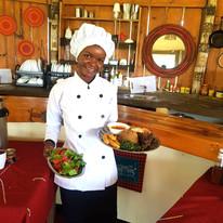 Maasai Giraffe Restaurant's staff
