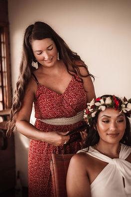 Hawaii Wedding Hair Services