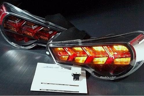 Buddyclub 86/BRZ LEDテールランプkit 流れるシーケンシャルウィンカー
