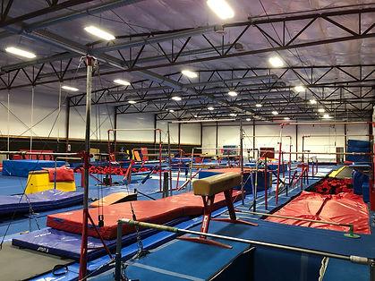 Explosion Gymnastics Competition Team Lloydminster AB/SK
