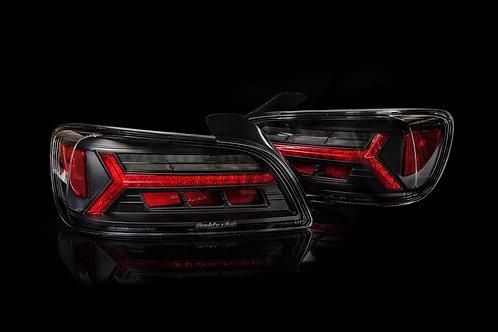 S2000 LEDテールランプ 流れるシーケンシャルウィンカー