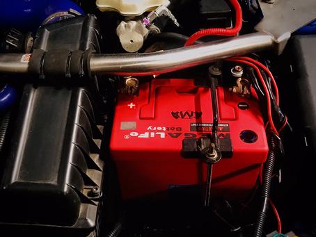 プジョー106と メガライフ レーシングバッテリー、最強です!