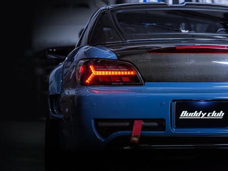 バーディークラブ P-1 Racing LED テールランプKIT!