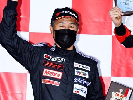 全日本ジムカーナ、シリーズチャンピオンを獲得!!