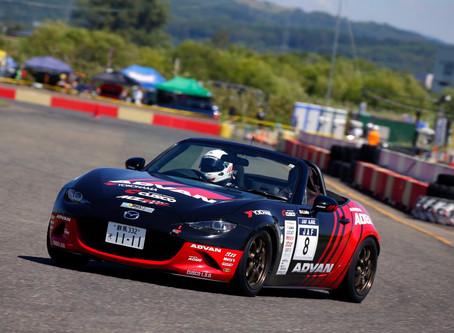 全日本ジムカーナ選手権 第5戦 オートランドスナガワ
