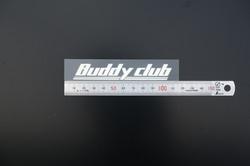 Buddy Club ステッカー