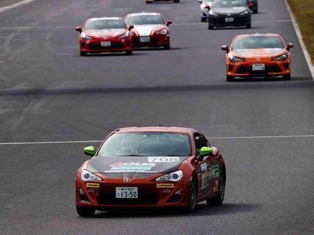 MR-19 Super Racing、走ってます!
