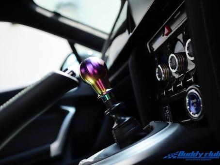 P-1 Racing シフトノブ カラー!