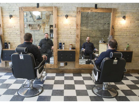 East London 'old-school' barber shop to offer suds with shaves