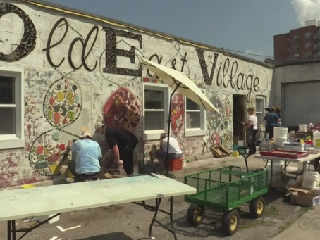 Beautifying Old East London