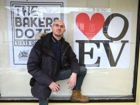 Old East landmark reborn as 'arts hub'