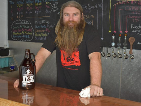 Brews News: Porch to pint just one of new brewery's tricks