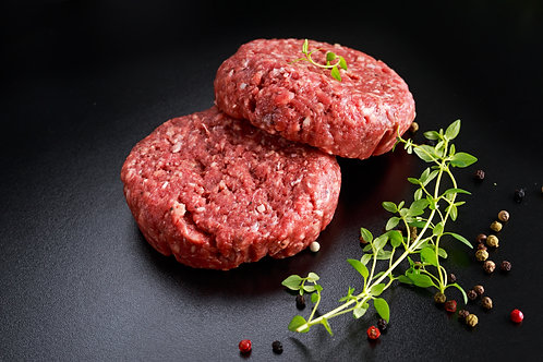 10 lbs. 100% AGA Certified Grassfed, Texas Red Angus lean Ground Beef!