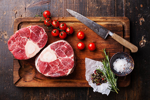 100 % Texas Red Angus Beef Shanks
